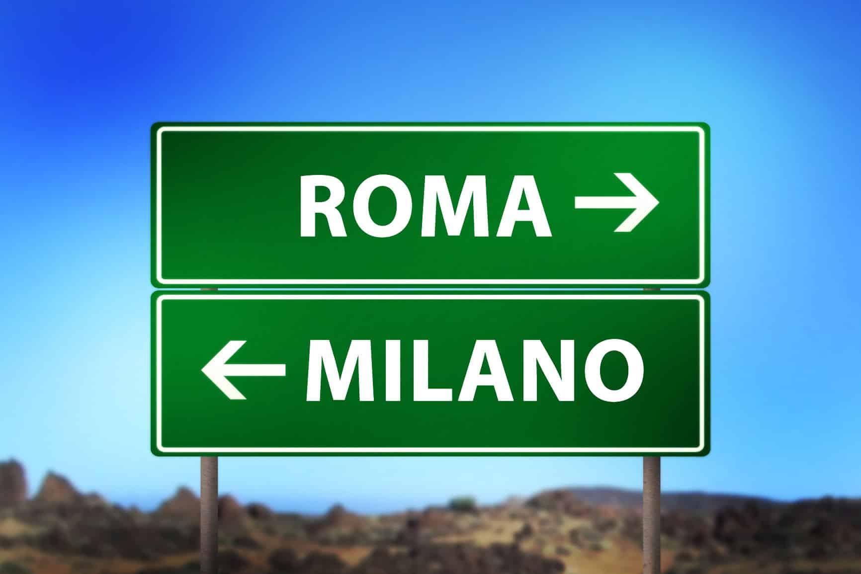 Traslochi Roma Milano e Milano Roma - Traslochi nazionali