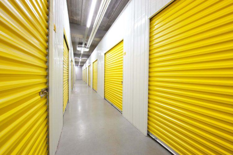 Servizio self-storage Roma