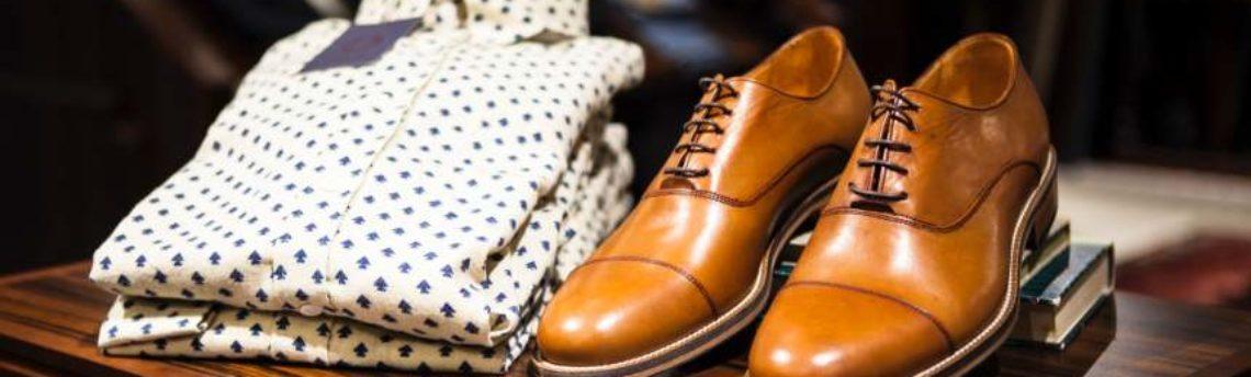 Come traslocare scarpe e vestiti