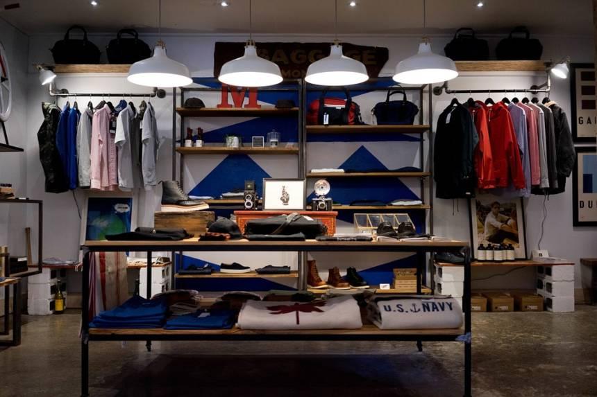 organizzazione dello spazio magazzino