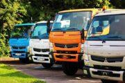 camion o furgone per trasloco