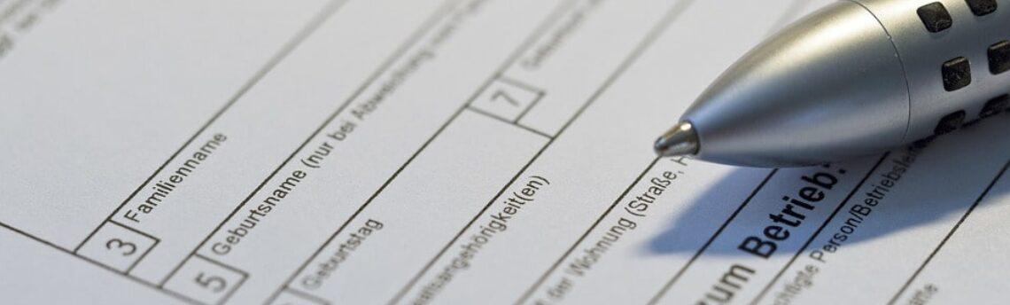 Quali sono le pratiche burocratiche per trasloco?