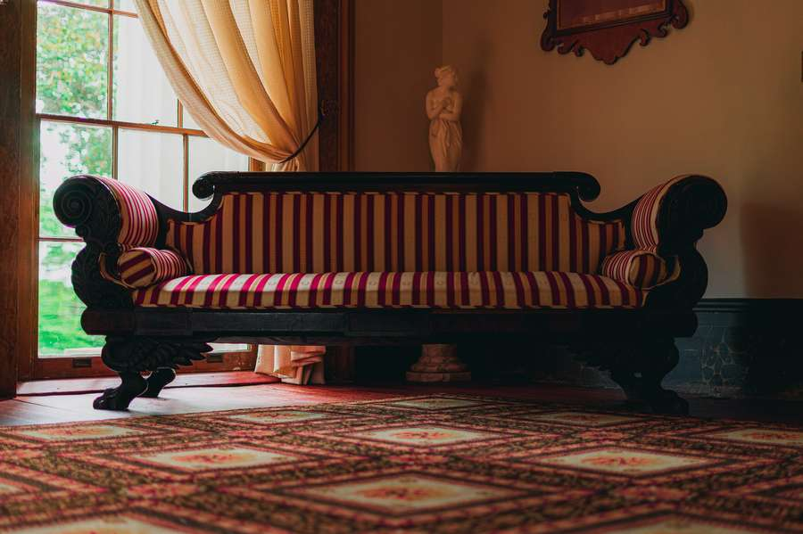 divano d'epoca